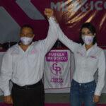 Gerardo Pozos Rodríguez asume dirigencia municipal de Fuerza por México
