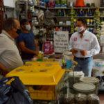 Navojoenses respaldan proyecto rosa y depositan confianza en Gerardo Pozos