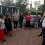 Francisco Martínez pinta de rosa el Sur de Sonora, se compromete con proyectos en salud y vivienda